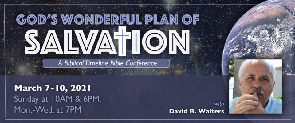 Biblical Timeline Bible Conference